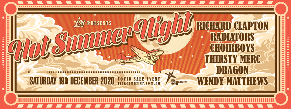 i98FM Presents Hot Summer Night!