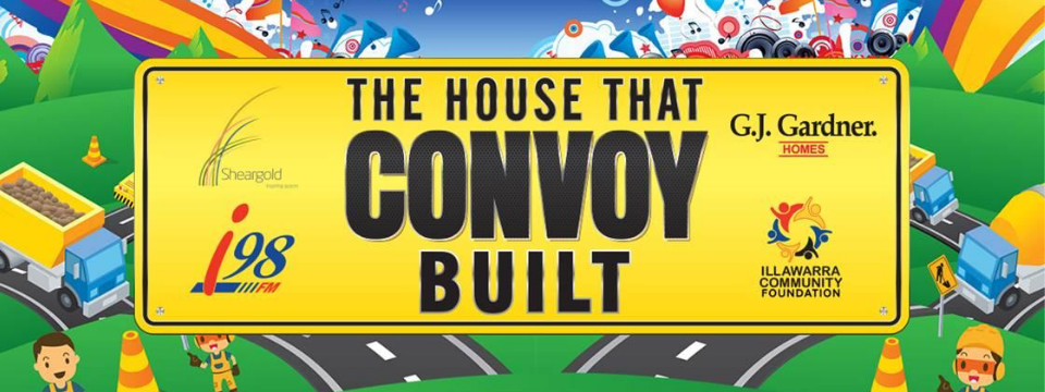 The House That Convoy Built!