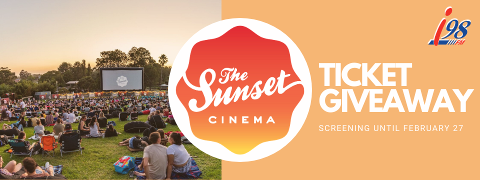 Win tickets to Wollongong's Sunset Cinema!