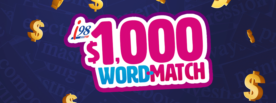 Your chance to win $1,000 DAILY!