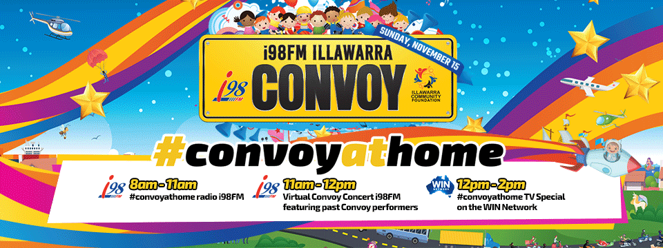 Get ready for Convoy At Home!