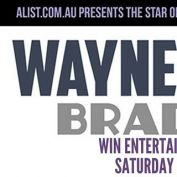 All this week, Marty, Christie and Crammy are giving you the chance to win tickets to see @mrbradybaby in Wollongong!