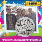 🚨CONVOY ARTIST ANNOUNCEMENT!🚨 The Hoodoo Gurus will headline the I98FM Illawarra Convoy free family fun day at Shellharbour Airport on Sunday November 17th!