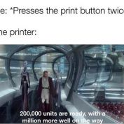 May your printers work today.  #Monday