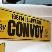 🚛 60 DAYS TO GO! 🚛  We officially launched 2019's i98 FM Illawarra Convoy today, and this year we're celebrating 15 years of Convoy!  Registrations for trucks and bikes are open from 2pm tomorrow, and the Convoy office in Albion Park Rail is currently open from 2pm - 6pm Monday - Friday!  Thank you HARS Aviation Museum - Albion Park for having us!