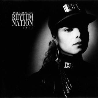 Tonights feature album is Janet Jackson's Rhythm…