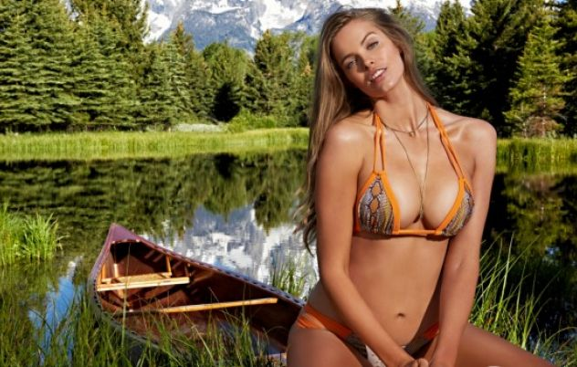 Size 16 Robyn Lawley is now a Sports Illustrated model