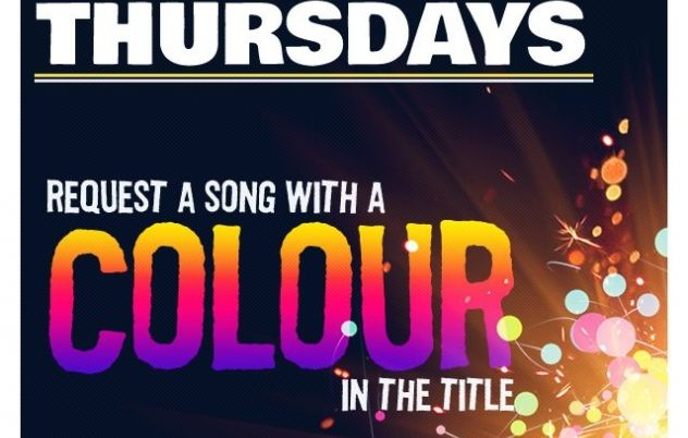 Time for our very first Theme Thursdays Request…