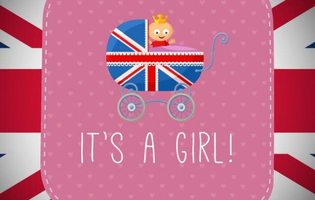 Congrats to Kate and Will who welcomed a daughter…