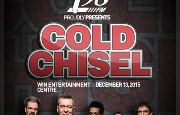 JUST ANNOUNCED: I98 proudly presents Cold Chisel…
