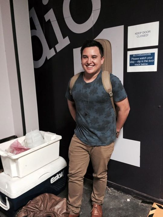 Liam Maihi from The Voice Australia joined Maje…