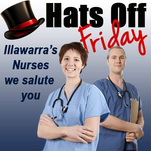 "It's another ""Hats Off Friday"".... tonight we…"