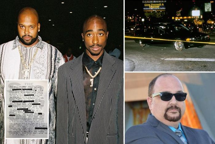 Tupac Murder Finally Solved In Devastating Never Before