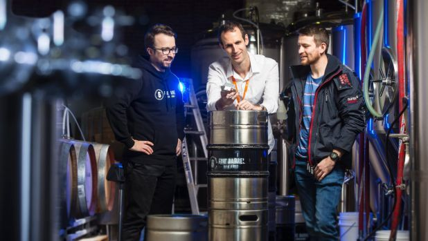 The Aussie invention ensuring pubs never run out of beer