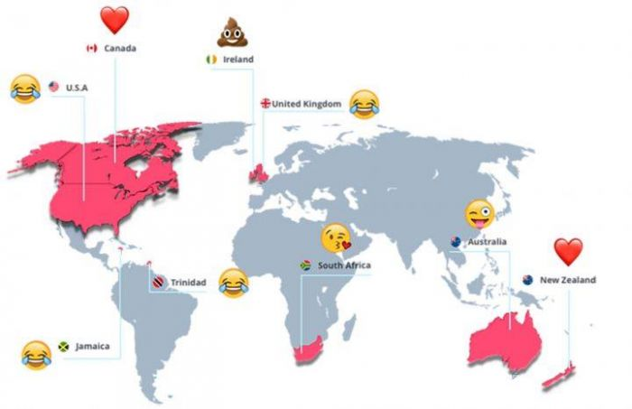 Here's some of the most popular emojis around the…