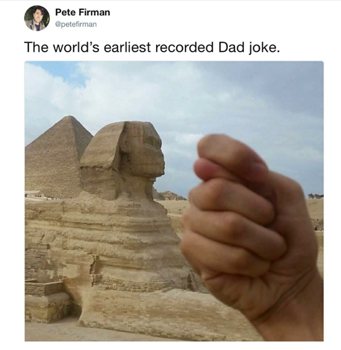 But seriously, Where is the Sphinx's nose?