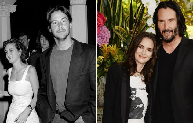 Winona Ryder Thinks She May Have Actually Married Keanu Reeves In 1992