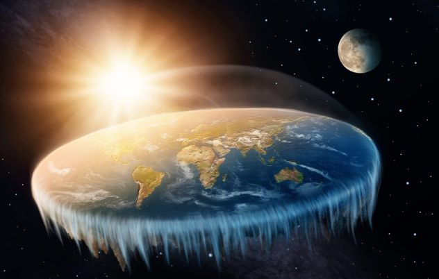 'Flat-Earthers' plan Antarctica trip to reach 'end of world' and prove theory