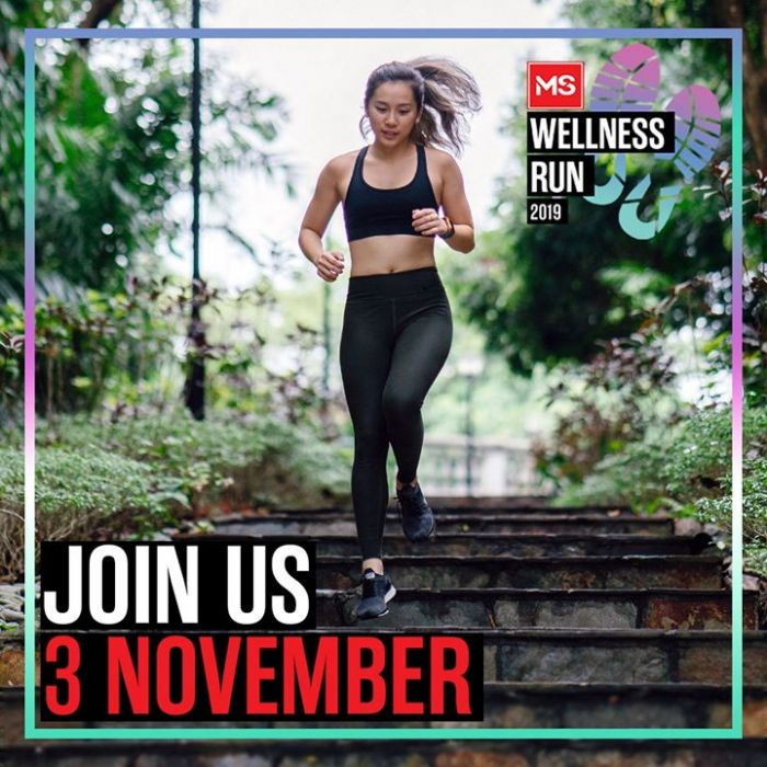 The MS Wellness Run returns to Wollongong on…