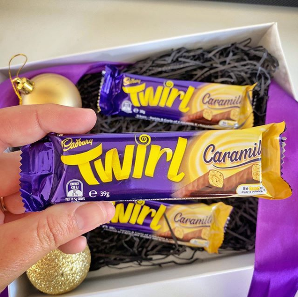 The Caramilk x Twirl unicorns are real!  If you…