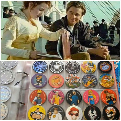 Yep, Jack had them Tazos! 🌀😂 . . . (Via:...