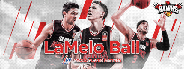 i98FM are the proud player partner for Illawarra Hawks' LaMelo Ball!