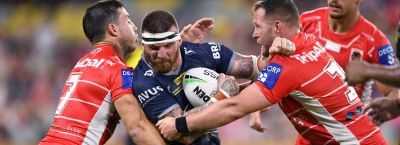 Dragons sign Josh McGuire