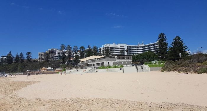 North Wollongong Surf Club works get green light