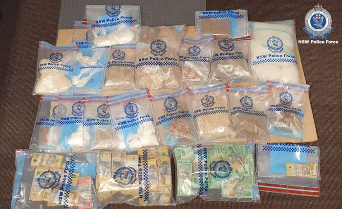 Drugs and cash seized under local Strike Force Mote