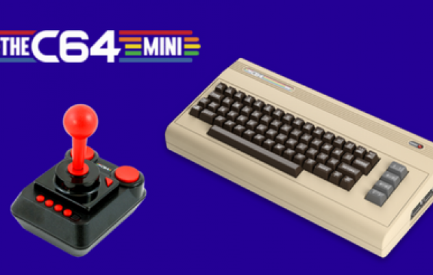 The fully rad Commodore 64 is back!