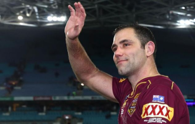 Cameron Smith announces retirement from representative rugby league
