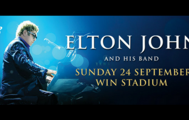 Important info for attending Elton John's show in Wollongong