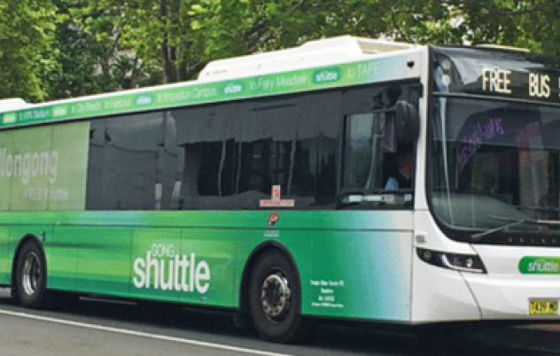 Gong Shuttle service to remain free