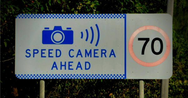 Speed camera warning signs could be removed in NSW