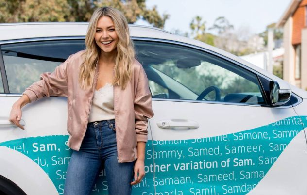 Uber is offering FREE rides for all the Sams next week