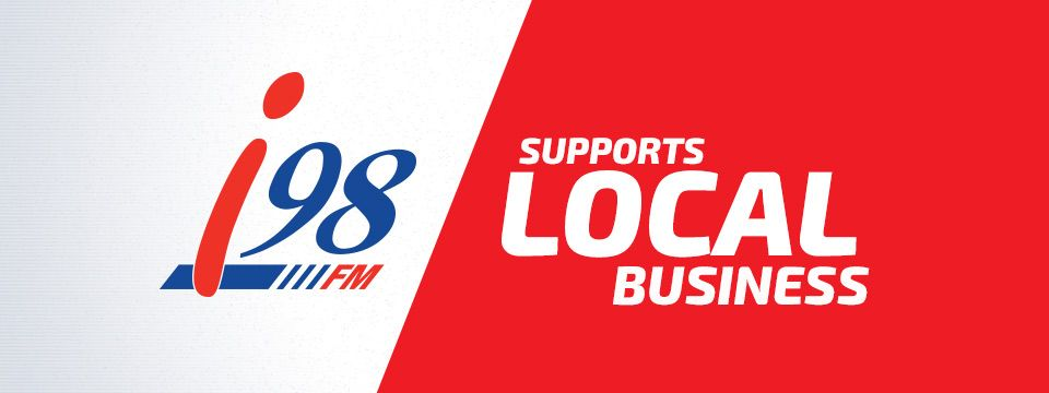 During what is a difficult time for so many local businesses, i98FM is committed to doing all we can to help.